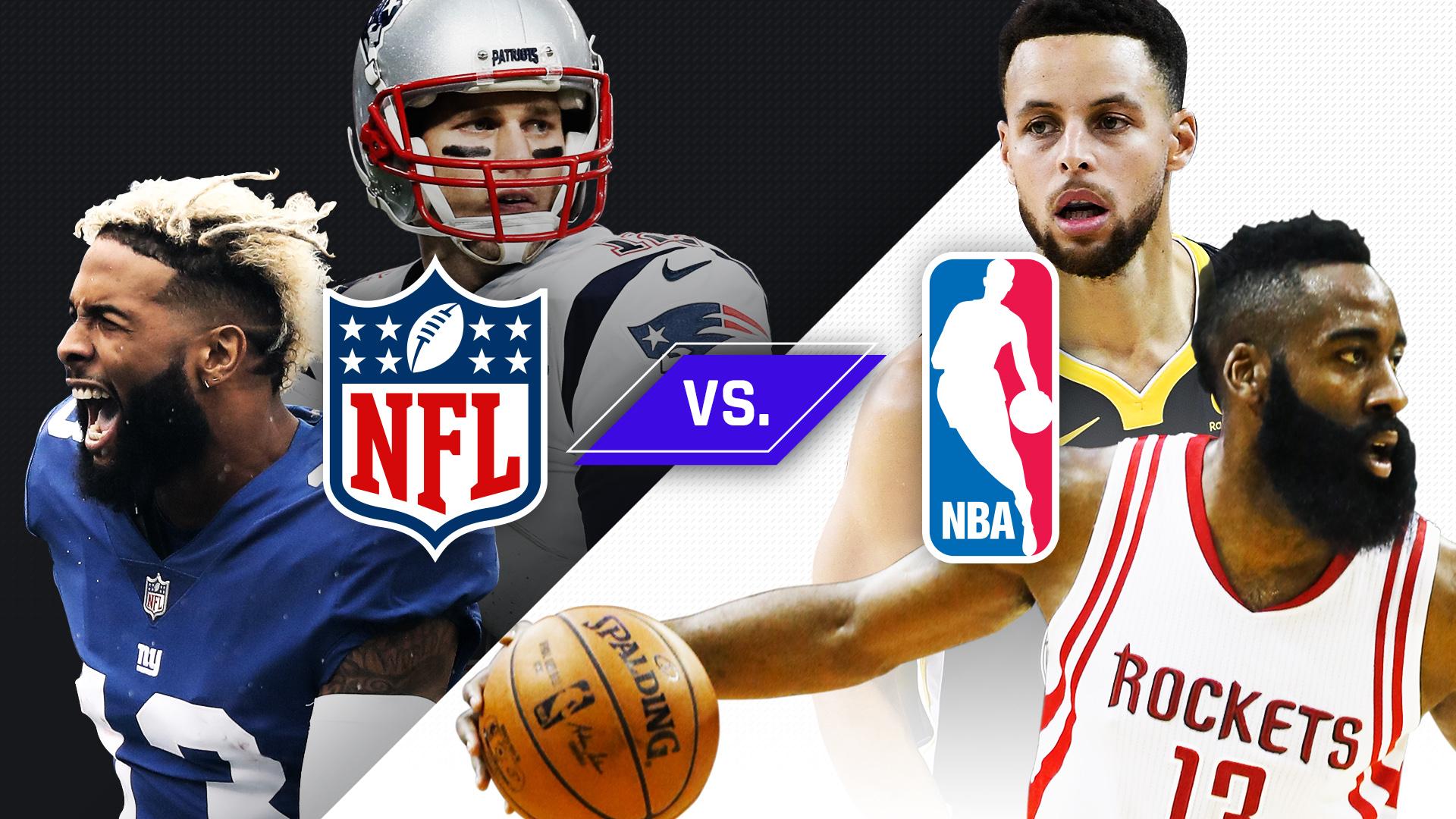 NFL & NBA