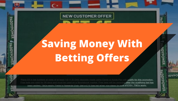 Saving money with offers